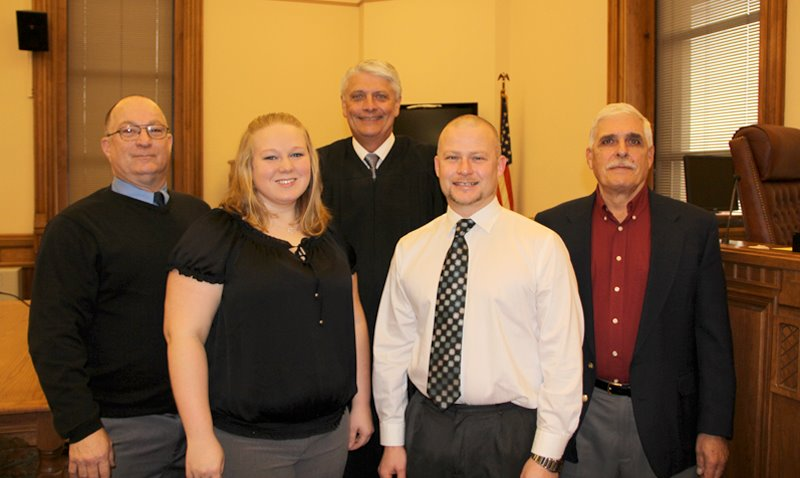 Churubusco Town Council